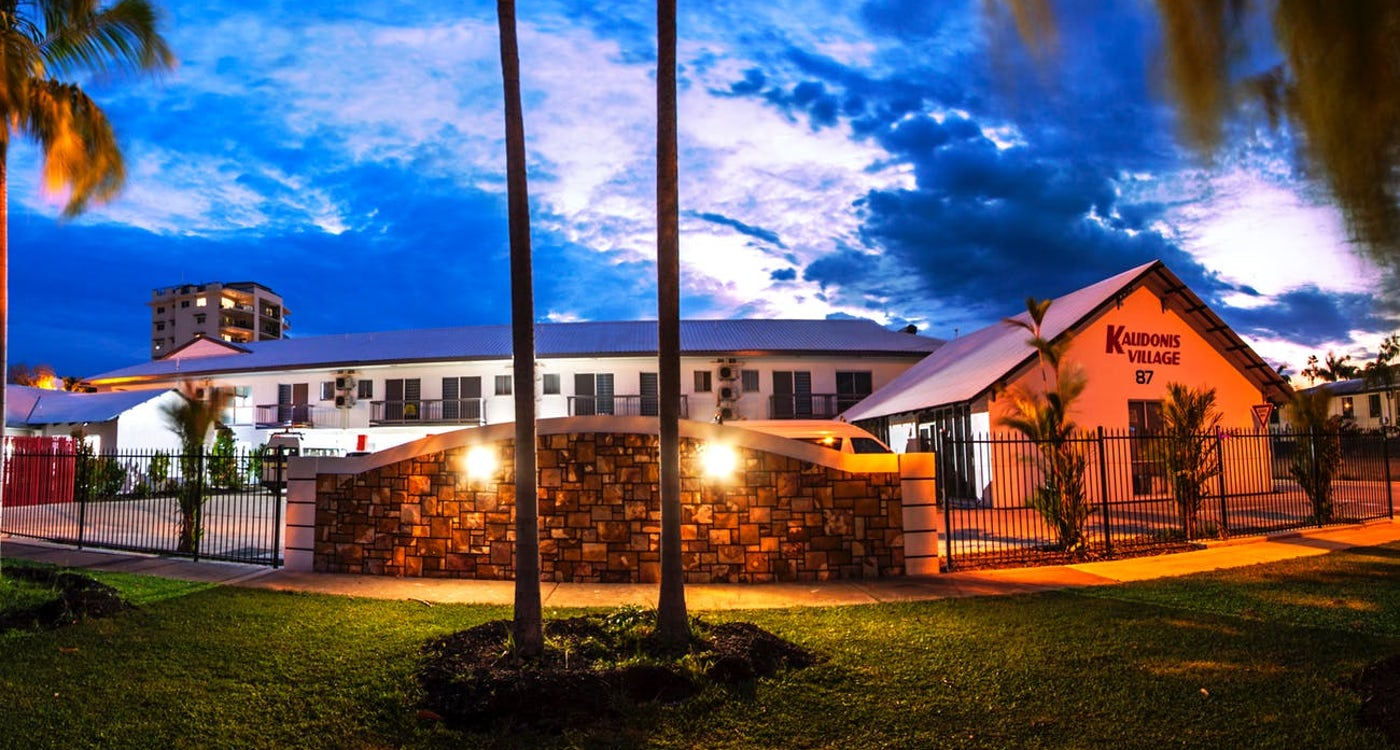 One of our hotels in Darwin